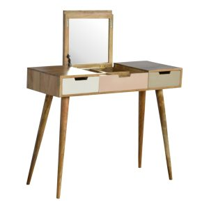 Hand Crafted Solid Wood Dressing Tables