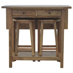 Hand Crafted Solid Wood Dining Table