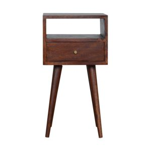 Hand Crafted Solid Wood Solid Cherry Finish Furniture