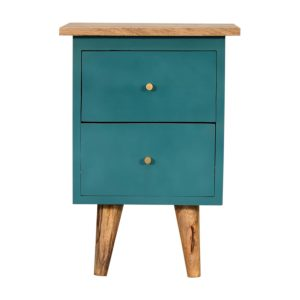 Teal Hand Painted Furniture